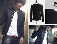 asian uniform - Hot Men s Suit College Uniforms Passion Male Leisure Fashion Suit Blazer Asian Size M XXL