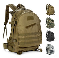 ballistic nylon backpack - D5 column Day Assault Bag Military Backpack Men Ballistic Nylon L SKU12050271