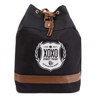 animal retail store - K Pop music group EXO exo m exo k Fashion casual canvas drawstring bags backpacks school bag retail and flagship store