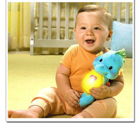 baby soothing sounds - OCEAN SOUNDS WONDERS SOOTHE AND GLOW SEAHORSE BABY PLUSH TOY BABY NIGHTTIME SLEPING FRIEND