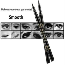 Wholesale 2015 New Style Waterproof Beauty Makeup Cosmetic Liquid Eye Liner Eyeliner Pen Pencil Black To Eye