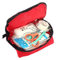aids treatments - Travel Camping Medical Emergency First Aid Kit Survival Bag Treatment Pack Set Home Wilderness Survival