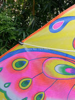 Wholesale Cute And Colorful Butterfly Kite OutdoorToy Beach Fun Toy Kids Gift quot X32 quot