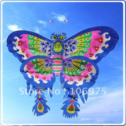 Wholesale HUGE Angel Butterfly Kite Flying Toy Wall Ceiling Room Home Decoration Chinese Art Deco Crafts