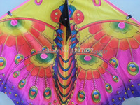 Wholesale Cute And Colorful Butterfly Kite Outdoor Toy Beach Fun Toy Kids Gift quot X quot