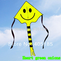 Wholesale Outdoor Fun Sports Factory Outlet Smiley Couple Smiling Angel Kite With Flying Tools