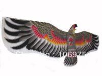 animal hawk - HUGE BLACK HAWK EAGLE KITE FLYING TOY amp HOBBY BIRD SCARING