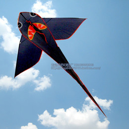 Wholesale weifang kite surfing board special outdoors sports triangle parafoil small octopus squid shark kite toys
