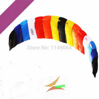 Wholesale high quality m power soft kite with control bar line kitesurf albatross kite weifang kite parafoil hcxkite