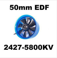 Wholesale Mystery EDF Plus HL5008 KV Brushless Motor mm EDF Ducted Fan Power System with