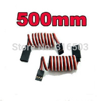 antenna wire connectors - 150 mm Servo Extension For Futaba JR Lead Wire Cable RC hobby parts Parts servo connector