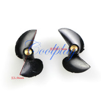 Wholesale In Stock sets Propeller for DH rc speed boat
