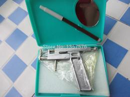 FREE SHIPPING!!! New Professional ear piercing studs gun, Ear pistol, jewelry making tools, low price
