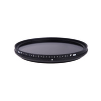 Wholesale New mm Slim Filter Fader Variable Adjustable ND2 to ND400 ND Neutral Density Filters for Camera DSLR