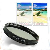 Precio de Filtro uv nex-4 en 1 combinación de 40.5mm tapa de la lente + filtro UV + cuerda CPL + Anti-perdida NEX 5R 5T 3N 1 J2 J3 NX2000 NX1100 NX1000 NX100 20-50mm