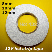 Wholesale led strip double sided adhesive led strip tape for width mm mm mm meters roll