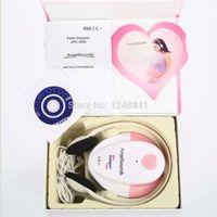 baby heart listener - angelsound baby doppler jpd s ultrasound machine heartbeat recorder CE approval baby monitor Prenatal Heart Listener