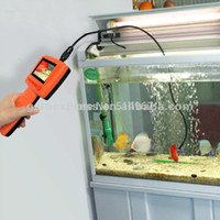 Wholesale LCD Portable Video Inspection Endoscope Borescope mm Diameter Camera Head m Cable Snakescope