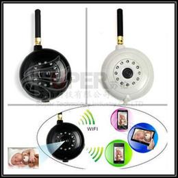Wholesale-Wificam Wireless Baby Monitor Wifi Camera For iPhone,WIFI monitor camera for Android System Network Multifunction Mini Camera