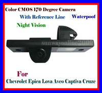 aveo vision - CAR REAR VIEW REVERSE BACKUP COLOR CMOS WATERPROOF NIGHT VISION DEGREE CAMERA FOR CHEVROLET EPICA LOVA AVEO CAPTIVA CRUZE