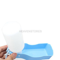 Wholesale Brand New Hot Sell Portable Feeding Bottle Pet Dog Water Outdoor Travelling hv3n