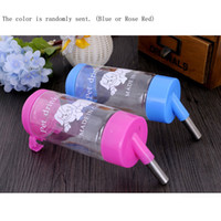 auto feeder - Water Drinker Dispenser Hanging Bottle Auto Feeder for Pets Dogs Rabbits Cats Birds