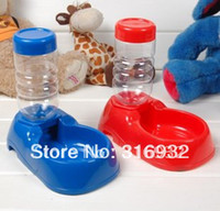 auto pet waterer - Y2 New arrival Auto dog Water Drinking Fountain bowls pet daily Automatic waterer feeder
