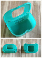 automatic chicken cage - Anti Spill Galley Pot Cage Cup Feeder for Poultry Hen Pigeons Chickens grit