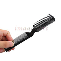 automatic razor - LUFY New Pet Hair Trimmer Grooming Comb Razor Cutting