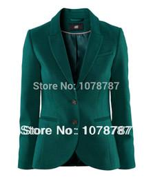 woman blazer long sleeve slim jacket black green women blazers 2015 suit plus big size female fashion brand coat jackets ladies