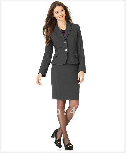 Suits Womens Suits Women Clothing Tailor Suit Long Sleeve Jacket ...