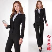 Wholesale Women's Formal Dress Pant Suits - Buy Cheap Women's ...