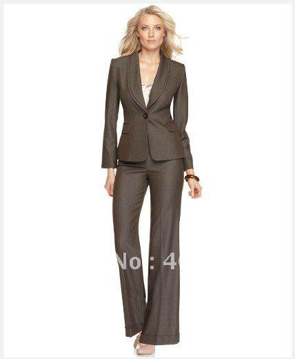 Discount Women's Pant Suits Long Jackets | 2017 Women's Pant Suits ...