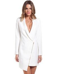 Ladies Long Suit Jackets