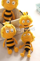 animal barney - Plush toy s33cm and cm maya bees cm barney cm and cm willy small bee cm grasshopper clip cartoon lovers dolls