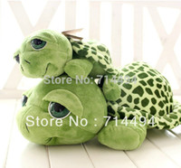 apartment animals - 25cm Love Apartment lovely Big Eyes Small Turtle Tortoise Doll Baby Toy Cute Doll Plush Toys Girls Gifts