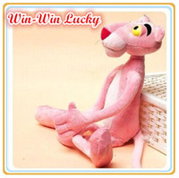 best pink panther - CM inch Fashion Cute Children Plush Stuffed Toys Pink Panther Plush Doll Kids Favorite Best Holiday Gift