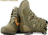 army assault boots - black hawk light assault high help U S military boots tactical boots light desert boots