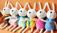 wedding stuff - Super Kawaii CM Metoo Rabbit Phone Strap Charm Design Plush Stuffed TOY DOLL BAG Pendant TOY Wedding Bouquet TOY DOLL
