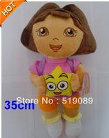 best explorers - cm quot High quality Dora The Explorer Plush Stuffed Toys Adventurous Dora For Kids Best Gift