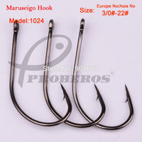 Wholesale 100pcs Fishing Hook Asia no Maruseigo Hook Jig Big Hook g pc Treble Hooks