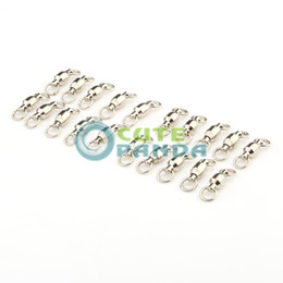 Wholesale Lb Top Rated Sale Items New Sea Fishing Heavy Duty Ball Bearing mm Swivel Solid Rings