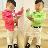 Wholesale High quality Children S Belt Kids pants Belts for Boys and Girls Letter buckle Leisure waist strap waistband