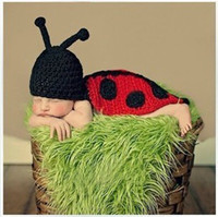 baby g manual - Lady beetle baby one hundred days photo manual clothing male female children wool hat photography prop g