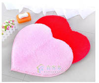 big red rug - Wedding carpet rug gift love heart g cm big size red and pink for your choose