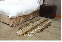 animal print area rug - CR Golden Tiger Coat Animal Print Area Rug x180cmAnimal Fur Carpet Blanket Bedroom Rug Livingroom Carpet Floor Mat Quality
