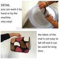 best fleece fabric - best selling mat for living room water absorb mat slip resistant door mat custom made mat bath rug tapete