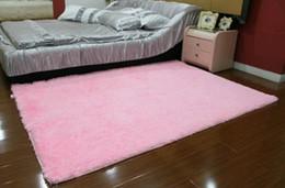 Wholesale Best quality cm pink carpet Fashion sofa carpets the rugs for child soft winter rug antislip prayer rug