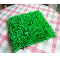 artificial turf rugs - 25 cm artificial lawn plastic turf simulation lawn artificial fake grass carpet kindergarten roof balcony rug