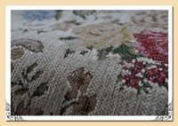 beautiful bathroom rugs - A Beige rug Classic European Country style Beautiful Flower Floor Carpet X90cm